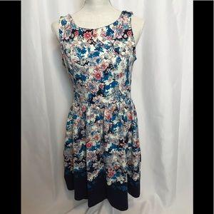 NWT LC Lauren Conrad szM stretch dress...